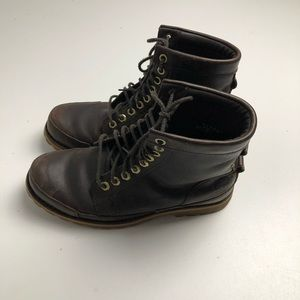 Timberland Earthkeepers Leather Brown Boots Men's